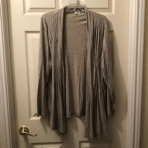 Sweaters - Gold sparkly cardigan